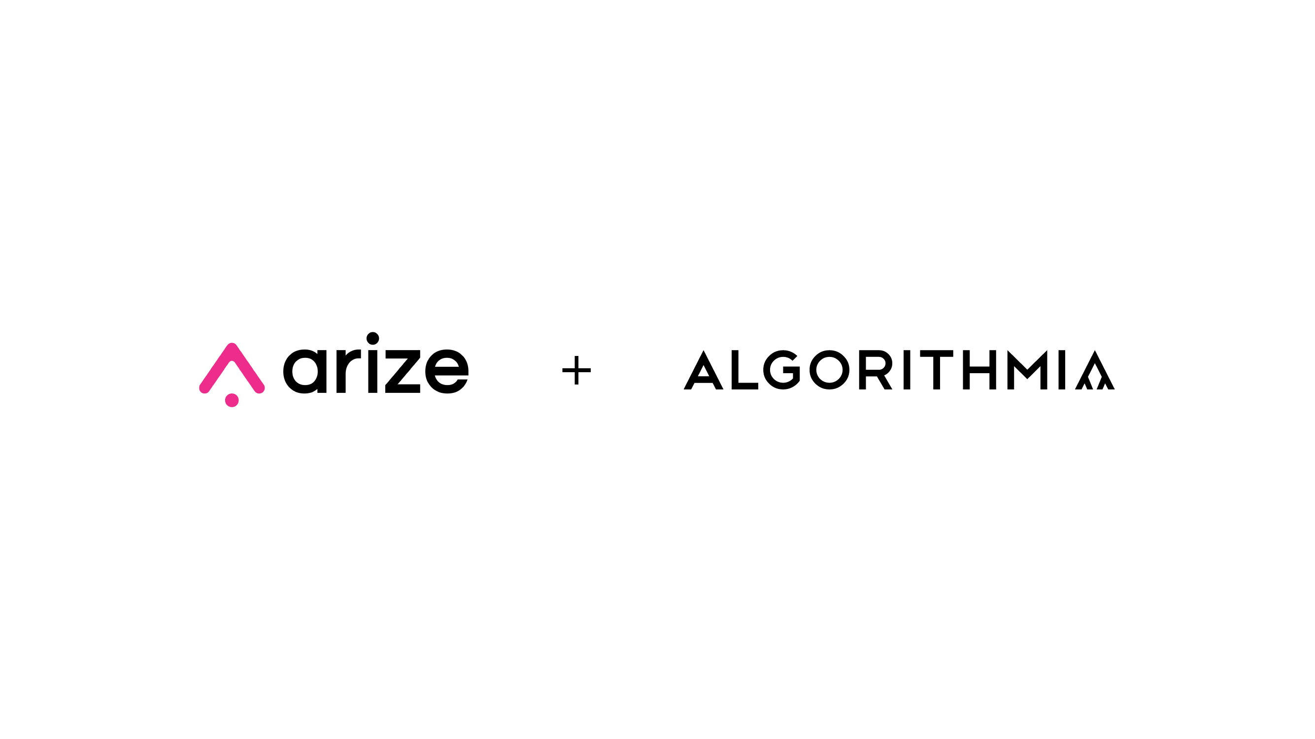 Arize AI Partners with Algorithmia to Enable Better MLOps and Observability for Enterprises